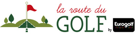 La Route du Golf – Communication Logo