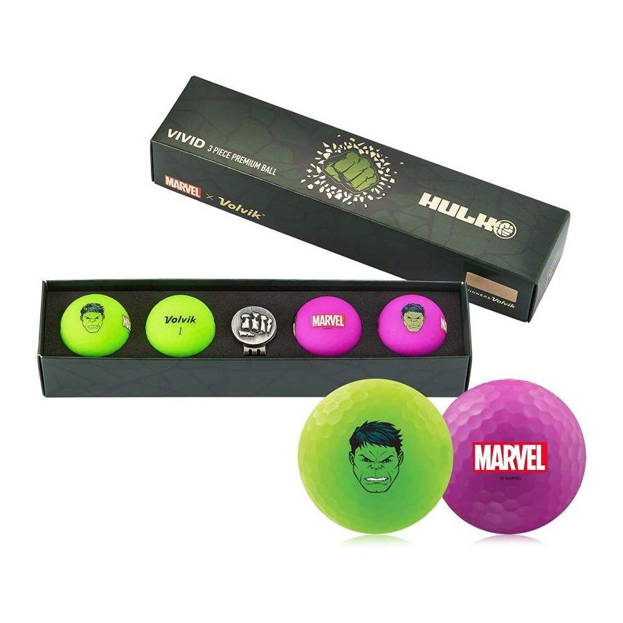 balles-de-golf-volvik-marvel-hulk