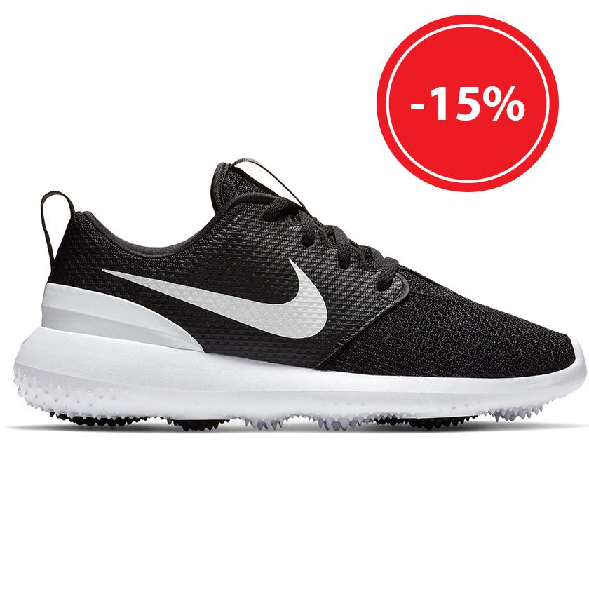 chaussure_golf_nike_junior_noir