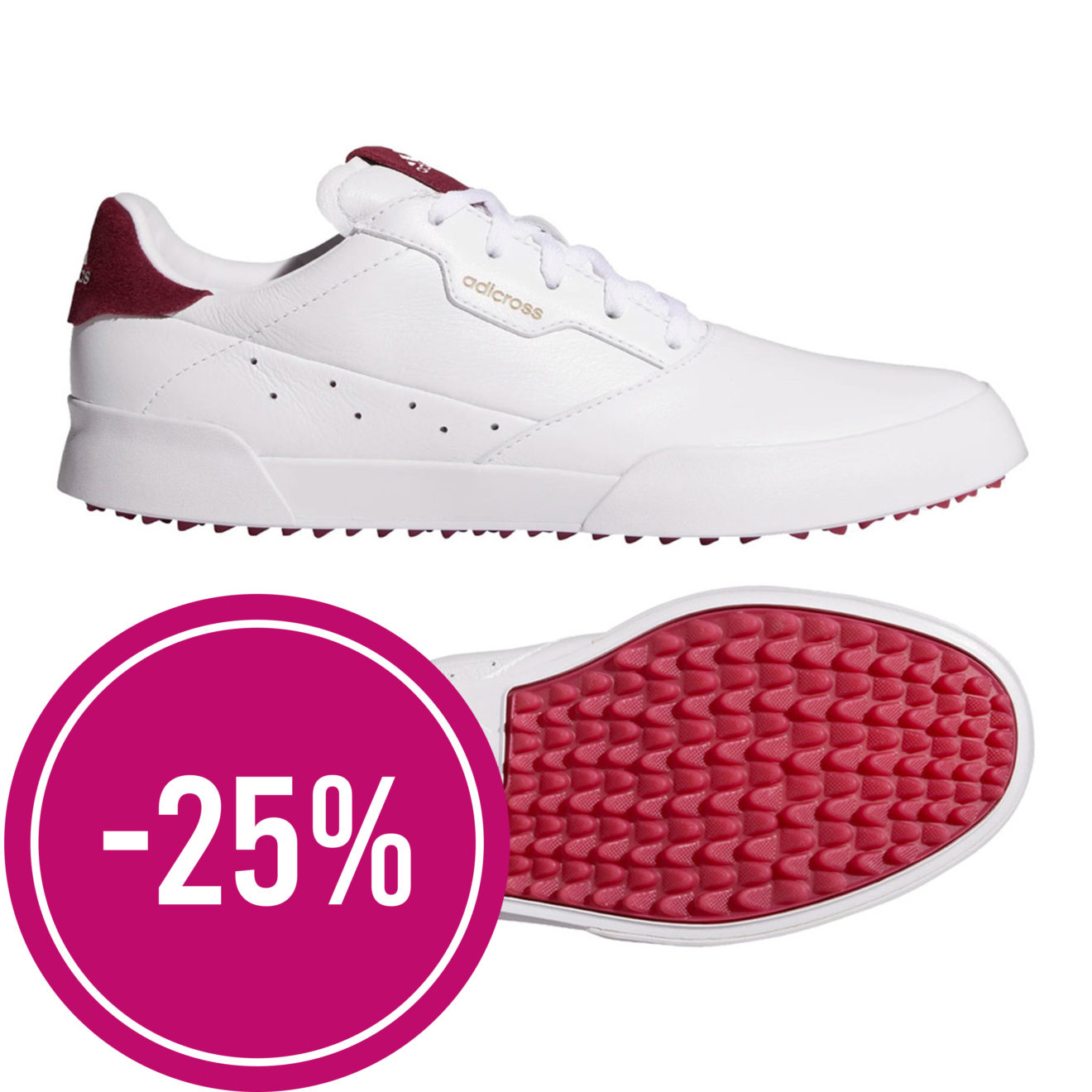 chaussures-adidas-adicross-roses